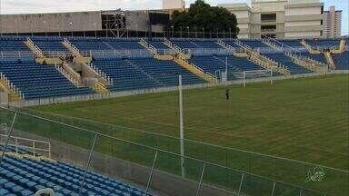 Estádio Presidente Vargas deve ser entregue na próxima semana - Estádio ficou fechado durante o Campeonato Cearense.