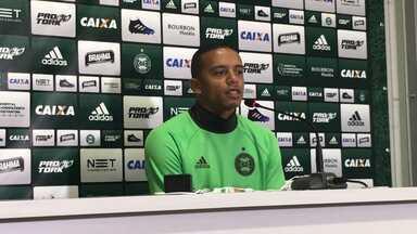 William Matheus pede regularidade e vê oscilação das equipes no Campeonato Brasileiro - William Matheus pede regularidade e vê oscilação das equipes no Campeonato Brasileiro