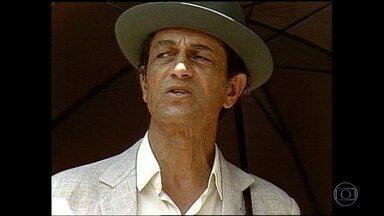 Nelson Xavier morre aos 75 anos, deixando na memória do público trabalhos inesquecíveis - O ator, que morreu em Minas Gerais, vai ser cremado amanhã no Rio