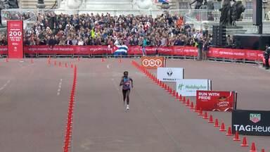 Maratona Londres - 23 de abril de 2017 - Compacto