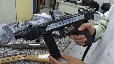 Número de armas caseiras aumenta em Minas Gerais - Veja a reportagem especial de Fabiana Almeida.