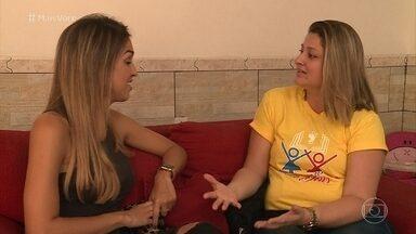 Joselaine conta como sua família conseguiu quitar as dívidas - Ana Maria Braga fala sobre a melhora na economia