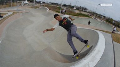 Greenspoint Skatepark - Houston No Texas