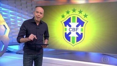 CBF faz levantamento de erros e acertos da arbitragem no Campeonato Brasileiro - CBF faz levantamento de erros e acertos da arbitragem no Campeonato Brasileiro.