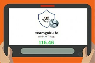 Com base de Palmeiras e Ponte, teamgoku FC leva rodada#1 da Liga TV Diário - Wédipo Thiago aposta em quatro jogadores do Verdão e dois da Macaca, além do técnico Gilson Kleina, para faturar a primeira rodada da Liga TV Diário no Cartola FC