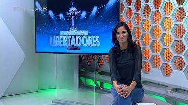 Globo Esporte RS - Bloco 3 - 17/05/2017 - Assista ao vídeo.