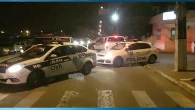 Operação Narcos prende grupo suspeito de tráfico de drogas e assassinatos na Paraíba - As prisões e buscas aconteceram na cidade de Soledade na manhã desta quarta-feira (17).