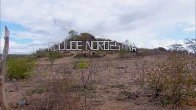 Lajedo de Pai Mateus continua atraindo turistas de todas as partes do Brasil - Repórter Francisco José, da Rede Globo Nordeste, fez uma reportagem mostrando as maravilhas do lugar.