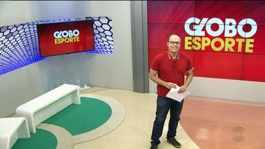 Assista à íntegra do Globo Esporte CG desta quarta-feira (17.05.2017) - Veja quais os destaques.