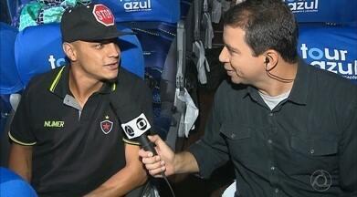 Botafogo-PB embarca para Fortaleza disposto a quebrar tabus na Série C - Belo espera voltar a vencer fora de casa na competição nacional no jogo desta sexta-feira no Presidente Vargas