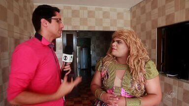 Vida Real visita o Bairro Novo Mondubim, em Fortaleza - Vida Real vai ao ar no CETV às segundas, quartas e sextas.