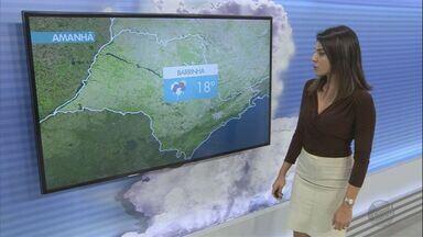 Confira a previsão do tempo para esta quinta-feira (18) em Ribeirão Preto e região - Clima deverá permanecer firme até a chegada do fim de semana.