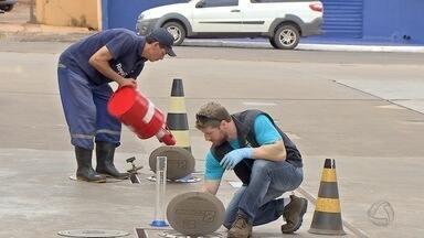 Procon faz operação para fiscalizar postos de combustíveis em Campo Grande - Treze postos já foram autuados na operação. Uma das irregularidades é sobre o preço dos combustíveis.