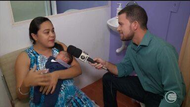 Campanha orienta e realiza palestras para mostra a importância da doação de leite materno - Campanha orienta e realiza palestras para mostra a importância da doação de leite materno