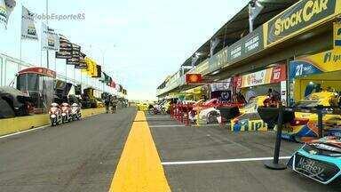 Terceira etapa do Stock Car ocorre em Santa Cruz do Sul neste final de semana - Cacá Bueno fala sobre a expectativa para a corrida.