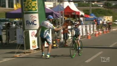 Etapa do São Luis Ilha Race é realizada na Via Expressa, em São Luís - Torneio conta com a participação de ciclistas do Maranhão e de Estados vizinhos