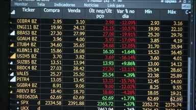 Mercado financeiro reage, Bolsa abre em alta e o dólar em queda - As ações que mais sofreram com as notícias de Brasília, como Petrobras, Cemig e Bando do Brasil, amanheceram em recuperação.