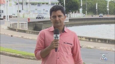 Polícia Civil faz operação de combate ao tráfico de drogas em Mazagão - Duas pessoas foram presas e celulares e diversas porções de crack e maconha foram apreendidas. Ação ocorreu na manhã desta sexta-feira (19).