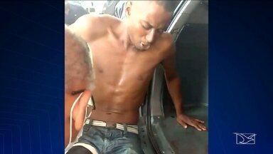 Assaltante é baleado em tentativa de assalto em São Luís - Assaltante é baleado em tentativa de assalto em São Luís