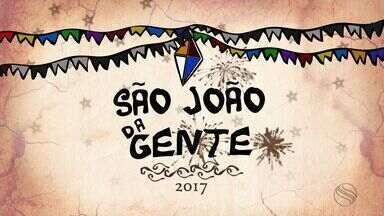 Confira a chamada do São João da Gente 2017 - Ela foi exibida no SETV 2ª edição desta sexta-feira.