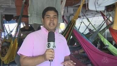 Cubanos passam por Manaus em viagem pelo Norte do Brasil - Cubanos saíram de país de origem em busca de vida melhor.