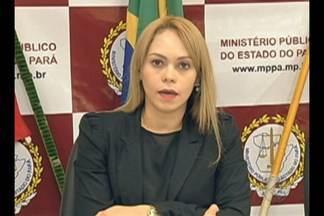 MP realiza busca e apreensão na Secretaria de Obras do município de Redenção, sul do PA - Operação investiga a prática de improbidade administrativa da secretária de Obras e mais quatro servidores públicos.