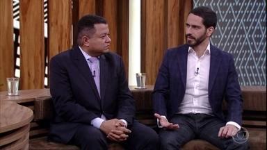 Ronaldo Lemos e Márlon Reis falam sobre o aplicativo 'Mudamos' - Aplicativo faz com que nossa participação cidadã tenha muito mais efeito e sejam levadas para o Congresso Nacional