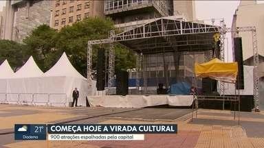 SP1 - Edição de sábado, 20/05/2017 - Fim de semana tem Virada Cultural em São Paulo. Roubo de bicicletas aumenta 65% em 2017. E mais as notícias da manhã.