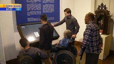 Projeto leva idosos e crianças a museus de Rio Grande - Cidade possuiu 15 museus.