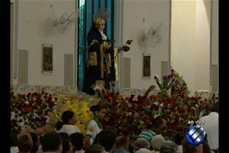 Igreja faz programação em homenagem a Santa Rita de Cássia - A santa é homenageada no dia 22 de maio.