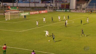 Caldense perde para o Boavista jogando em casa na estreia da Série D - Caldense perde para o Boavista jogando em casa na estreia da Série D