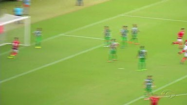 Murici perde para o América-RN na estreia da Série D - Alviverde perdeu por 3 x 0.