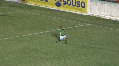 Sousa estreia com vitória na Série D: 2 a 0 sobre o Central de Caruaru - Dinossauro vence time pernambucano e inicia bem a trajetória na quarta divisão