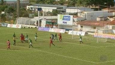 Francana empata com a Inter de Bebedouro pela quarta divisão do Paulista - Disputa terminou com o placar de 1x1, no Lanchão.