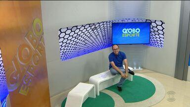Assista à ìntegra do Globo Esporte CG desta segunda-feira (22.05.2017) - Veja quais os destaques.