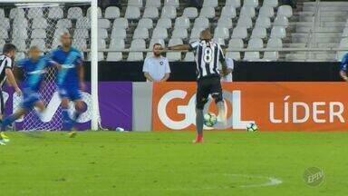 Veja principais lances de jogo entre Ponte Preta e o Botafogo neste domingo - A macaca foi derrotada no Rio de Janeiro (RJ) por dois à zero em partida pelo Campeonato Brasileiro.