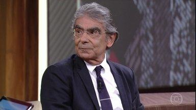 Carlos Ayres Britto fala sobre suas expectativas em relação ao próximo Presidente - Ex-ministro revela que tem receio de uma constituinte