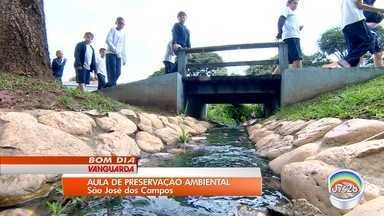 Escolas de 19 cidades têm aula especial sobre preservação do meio ambiente - As atividades acontecem neste mês.