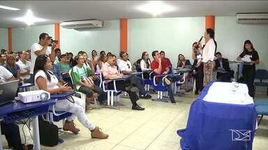 Preservação das nascentes do Rio Balsas é tema de audiência no MA - Audiência reuniu agricultores, ambientalistas e representantes da prefeitura e do governo do estado.