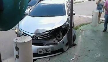 Cruzamento sem sinalização em Caucaia tem acidentes com frequências - Motoristas cobram instalação de placas nas vias.