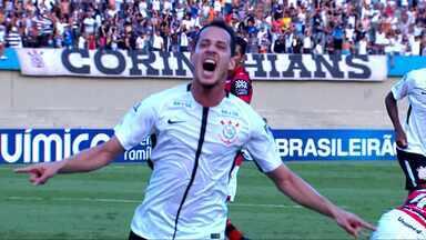 O gol de Atlético-GO 0 x 1 Corinthians pela 3ª rodada do Brasileirão 2017 - Melhores momentos de Atlético-GO 0 x 1 Corinthians pela 3ª rodada do Brasileirão 2017