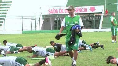 Jaelson assume novamente o comando do Coruripe - Técnico estreia em jogo no domingo.