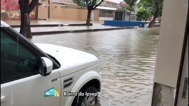 Chuva causa transtornos e prejuízos no Grande Recife - Cidades da Região Metropolitana do Recife registraram o maior volume de chuvas nesta quarta-feira (31)