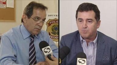 Dois delegados da Polícia Federal são mortos a tiros em Florianópolis - Dois delegados da Polícia Federal são mortos a tiros em Florianópolis