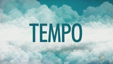 Temperaturas voltam a cair em Campinas e cidade tem previsão de chuva nessa quarta - Máxima deve ser de 23ºC.