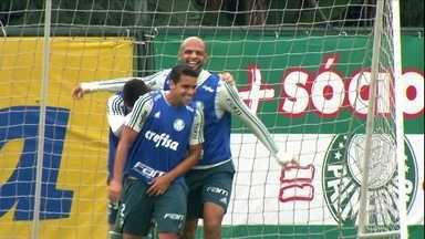 Palmeiras chega animado para encarar o Inter por vaga nas quartas da Copa do Brasil - Palmeiras chega animado para encarar o Inter por vaga nas quartas da Copa do Brasil