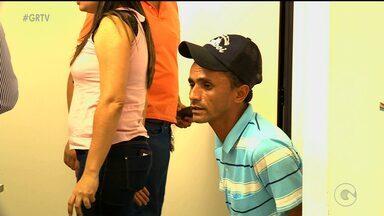 Pastor evangélico acusado de abuso sexual foi levado ao presídio Doutor Edvaldo Gomes - O pastor é acusado de abusar sexualmente de sete adolescentes.