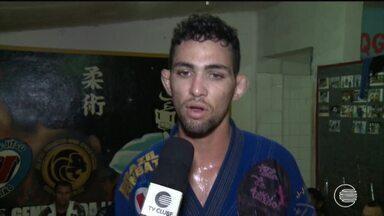 Atletas do Jiu-jitsu sofrem para conseguir apoio para disputar competição - Atletas do Jiu-jitsu sofrem para conseguir apoio para disputar competição