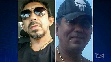 Presos suspeitos de assassinar policiais no Maranhão - Presos suspeitos de assassinar policiais no Maranhão