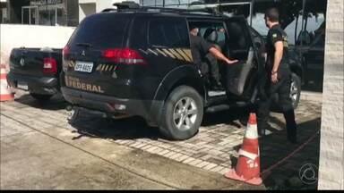 JPB2JP: PF cumpre mandados de busca e apreensão em João Pessoa e no Conde - Investigação de suposto crime de lavagem de dinheiro.